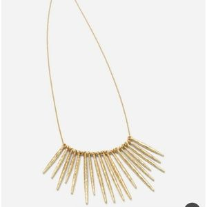 Stella & Dot Keri Fringe Necklace